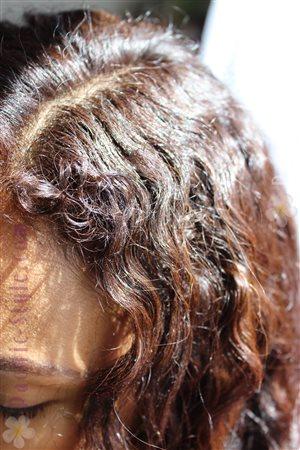 My Henna Hair Experience