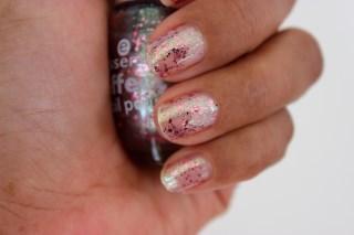 essence effect nail polish 03 glitz & glam
