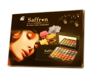 Saffron 48 Colour Creme Eye Shadow Palette