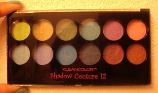 KleanKolor Shadow Couture 12