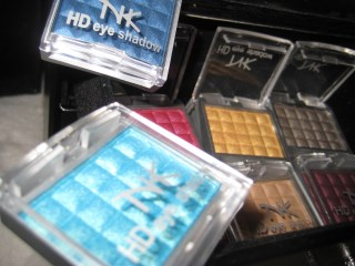 Nicka K New York Cosmetics Eye Shadows